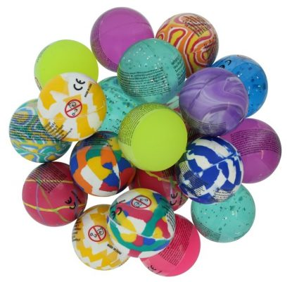 45mm Bouncingball Assorted Mix