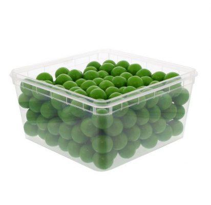 25,5mm Gum Green Apple – 200 Pieces