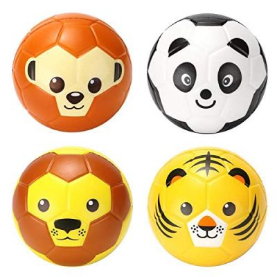 100 Mm Animal Faceball 02