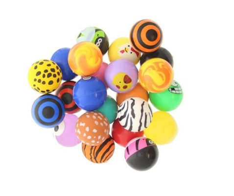 32mm Bouncingball De Luxe Mix