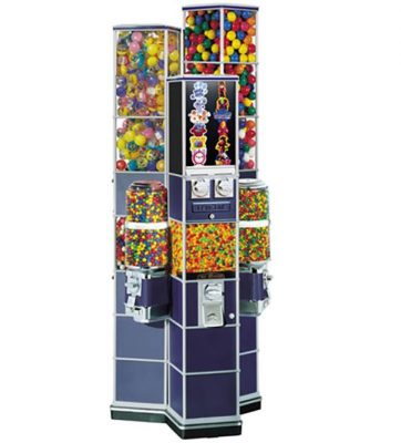 Vending Machine Towers