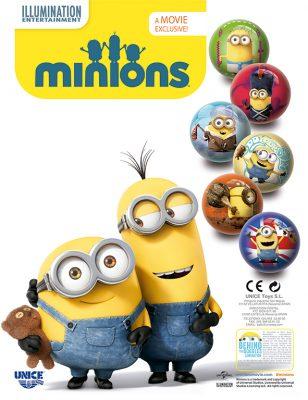 Minion Balls  – 65 Mm