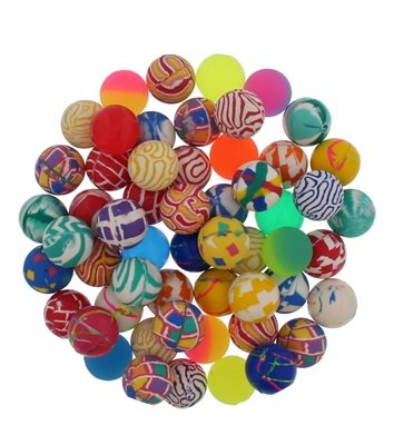 27mm Bouncingball Assorted Mix