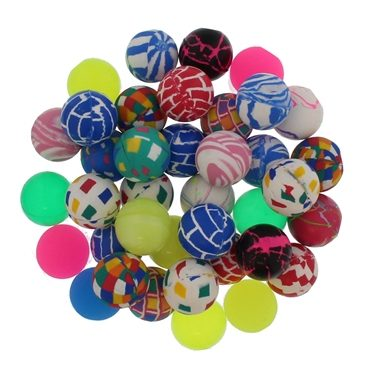 32mm Bouncingball Assorted Mix