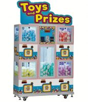 Toys And Prices Cabinet With Nayax