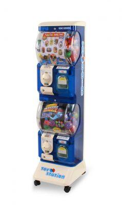 Toystation Acrylic Blue Side