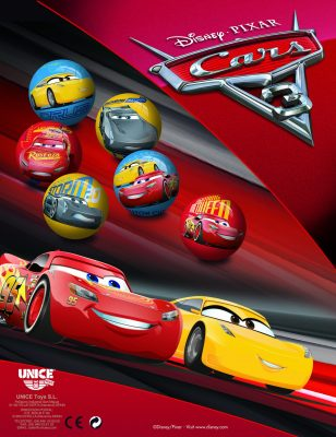 65mm Cars Ball