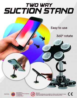 68mm Suction Stand