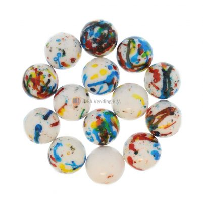 44mm Boulders White Speckled – 144ct