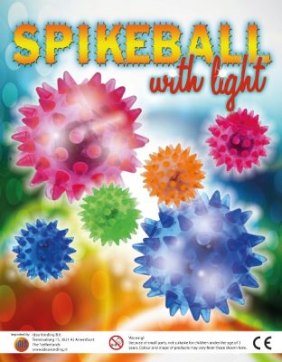 50mm Spikeball With Light