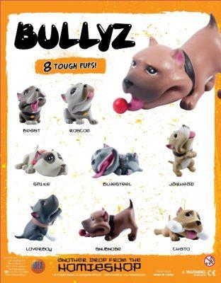 50mm Bullyz