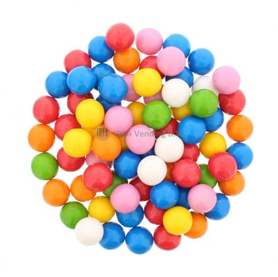 25,5mm Bucky Bubble Gum Assorted – 850ct