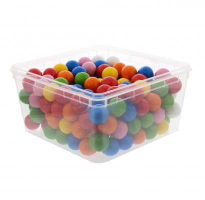 25,5mm Bucky Bubble Gum Assorted – 200 Pieces