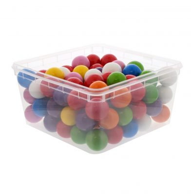 32mm Bucky Bubble Gum Assorted – 100 Pieces