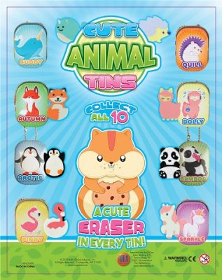 Cute Animal Eraser Tin.web