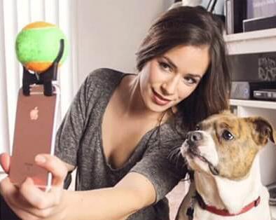 Perfect Selfie Dogball