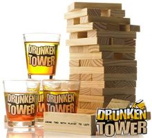 Drunken-tower-wood-party-game
