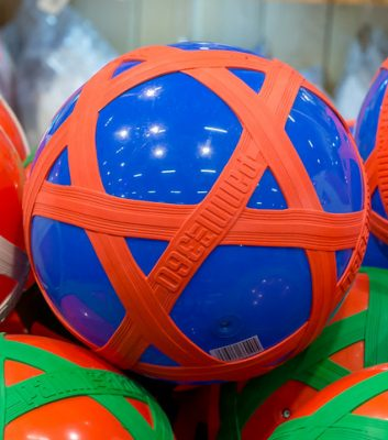 Fitball Inflatable – 30 Cm