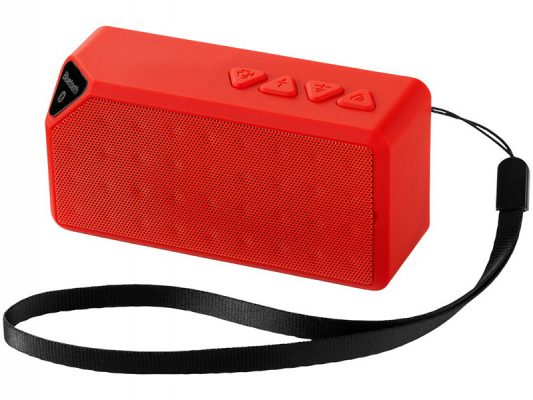 Bluetooth Speaker Jabba Red