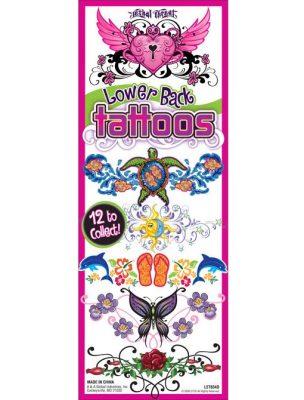Lowerback Tattoos