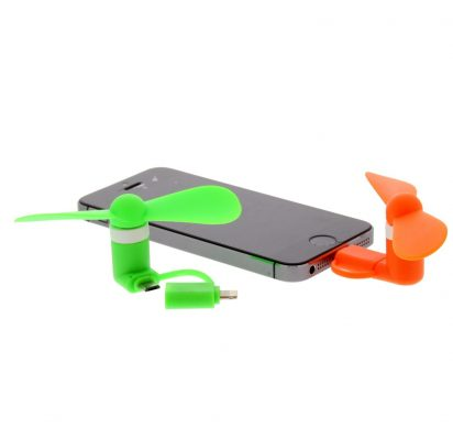 Mini USB Phone Fan