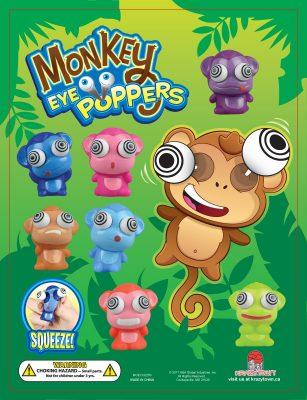 Monkey Eyepoppers Side 1