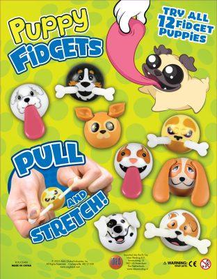 50mm Puppy Fidgets