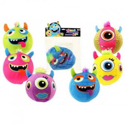 Rainbow Monsterball Inflatable –  25 Cm
