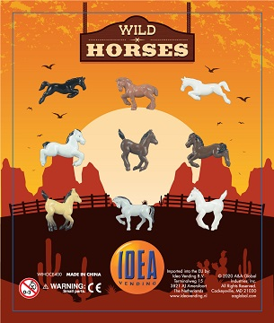 35mm Wild Horses