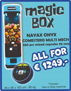 magic box offer straight