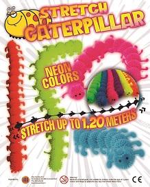 57mm Caterpillar Stretch