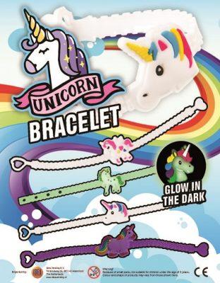 50mm Unicorn Bracelets