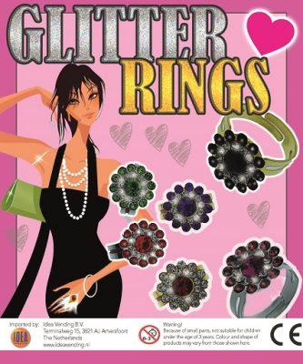 35mm Glitter Ring